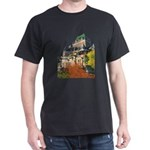 Frontenac Castle Quebec City Dark T-Shirt