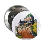 Frontenac Castle Quebec City Button