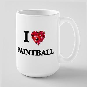 I love Paintball Mugs