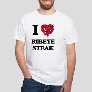 I love Ribeye Steak T-Shirt