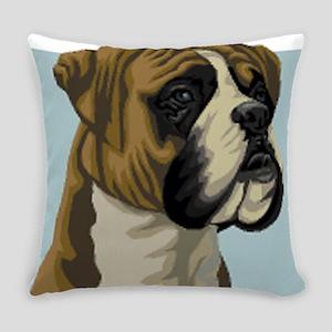 boxer Everyday Pillow