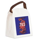 TKD Dragon Canvas Lunch Bag