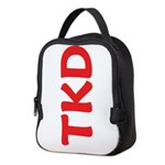 TKD Taekwondo Neoprene Lunch Bag