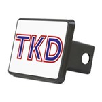 American TKD Rectangular Hitch Cover