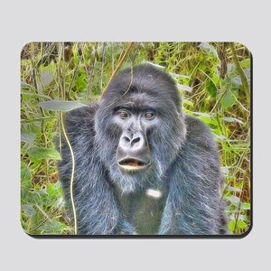 Amazing Gorilla Mousepad