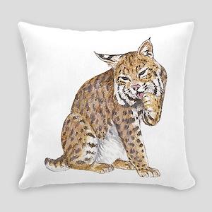 Bobcat Everyday Pillow