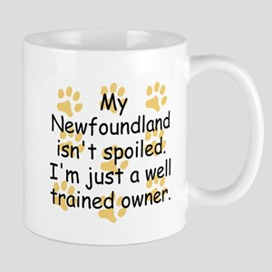 Well Trained Newfoundland Owner Mugs