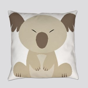 kid bear Everyday Pillow