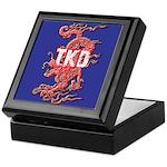 TKD Dragon Keepsake Box