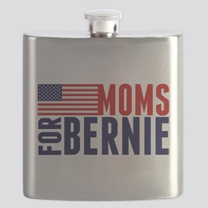 Moms for Bernie Flask