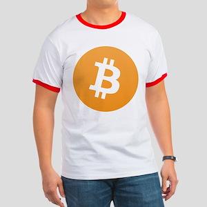 Bitcoin Standard Logo Ringer T