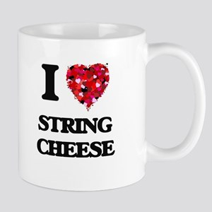 I love String Cheese Mugs