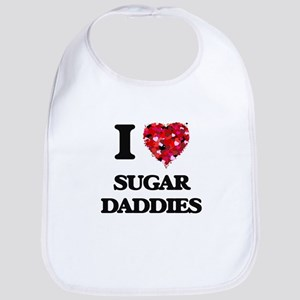 I love Sugar Daddies Bib