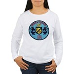 USS HENRY W. TUCKER Women's Long Sleeve T-Shirt