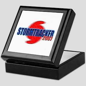 2007 Storm Tracker Keepsake Box
