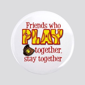 """PLAY TOGETHER 3.5"""" Button"""