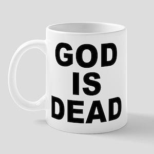 GOD IS DEAD Mug