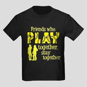 PLAY TOGETHER Kids Dark T-Shirt
