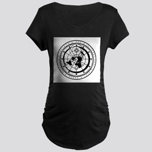 A product name Maternity Dark T-Shirt