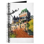 Frontenac Castle Quebec Signa Journal