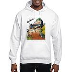 Frontenac Castle Quebec Signa Hooded Sweatshirt