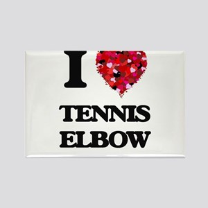 I love Tennis Elbow Magnets
