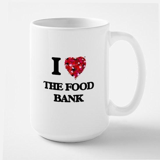 I love The Food Bank Mugs