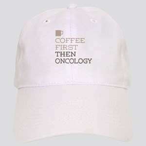 Coffee Then Oncology Cap