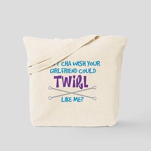 Twirl Like Me Tote Bag