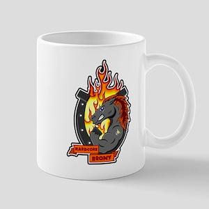 HardcoreBrony Mugs