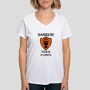 Danger Toxic Fumes T-Shirt