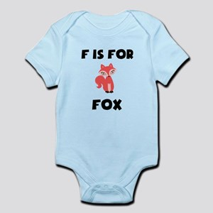 F Is For Fox Body Suit