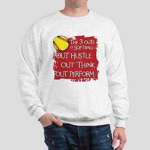 THE THREE OUTS Sweatshirt