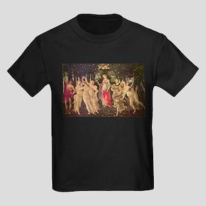 Primavera by Botticelli T-Shirt