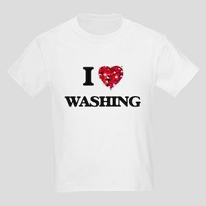 I love Washing T-Shirt