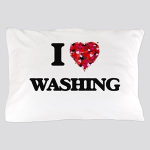I love Washing Pillow Case