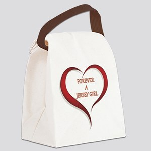 Forever Jersey Canvas Lunch Bag