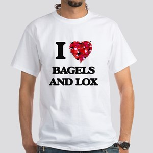 I love Bagels And Lox T-Shirt