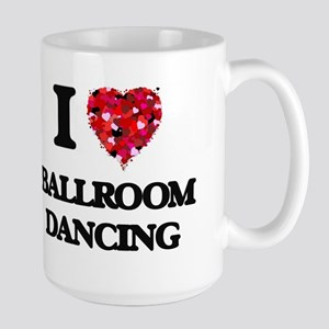 I love Ballroom Dancing Mugs