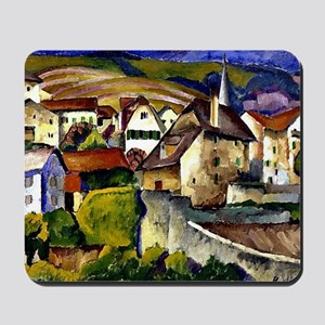Mashkov - Town in Switzerland Mousepad