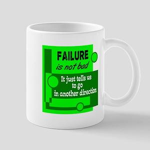 Failure Not Bad Mugs