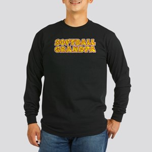 GRANDPA Long Sleeve Dark T-Shirt
