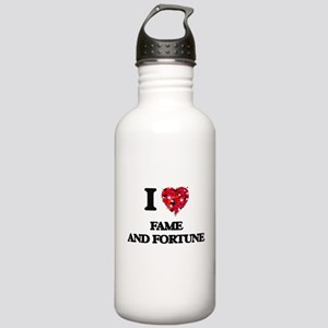 I love Fame And Fortun Stainless Water Bottle 1.0L