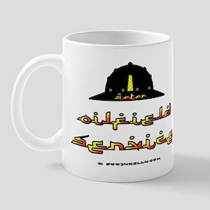 Qatar Oilfield Mug