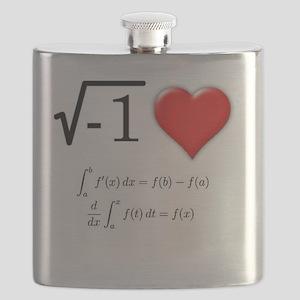 I Love Calculus Flask