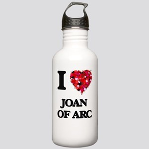 I love Joan Of Arc Stainless Water Bottle 1.0L