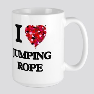 I love Jumping Rope Mugs
