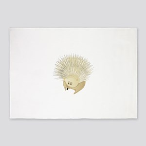 Hedgehog 5'x7'Area Rug