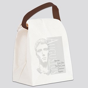 AUGUSTUS, IMERATOR Canvas Lunch Bag