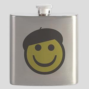 Je suis heureux Flask